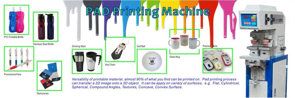 6. Pad Printing Services
