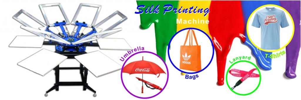5. Silk Printing Services